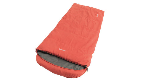 Outwell Campion Lux Red Sleeping Bag