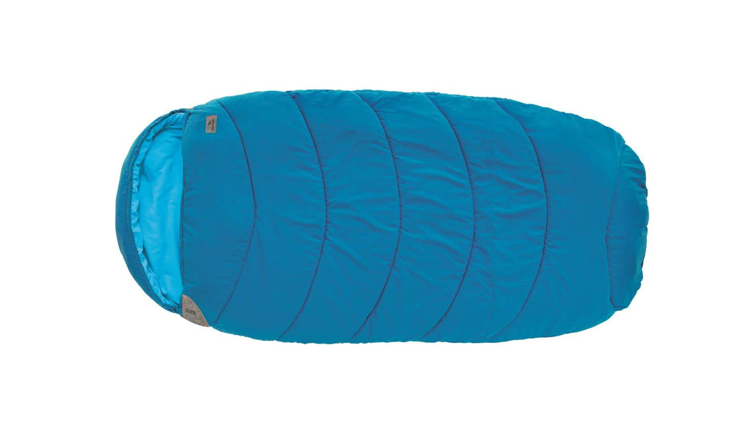 Easy Camp Ellipse Junior Sleeping Bag Lake Blue