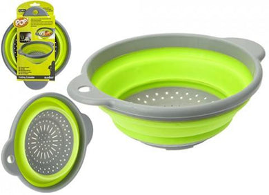 Summit Pop Space Saver Colander