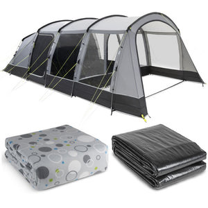 Kampa Hayling 6 Poled Tent Package