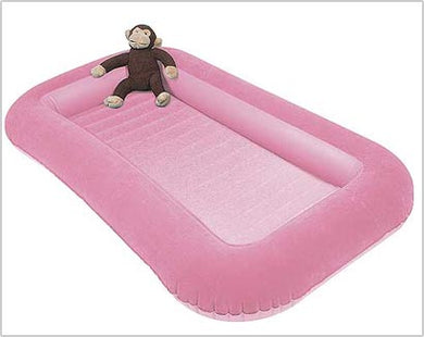 Kampa Airlock Junior Air Bed - Pink
