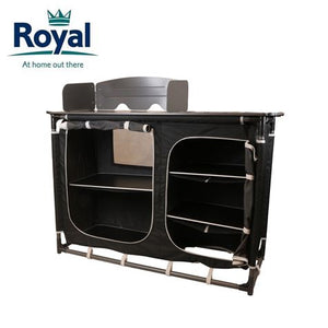 Royal Kitchen Stand with Built in Sink