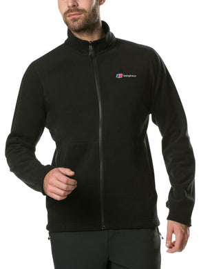 Berghaus Men`s Prisim Micro Interactive Fleece Black