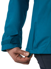 Berghaus Women`s Deluge Pro Waterproof Jacket Deep Lagoon