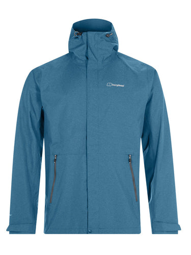 Berghaus Alluvion Waterproof Jacket Smoke Signal