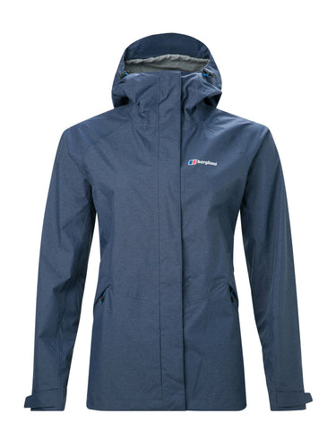 Berghaus Women`s Alluvion Waterproof Jacket Dusk
