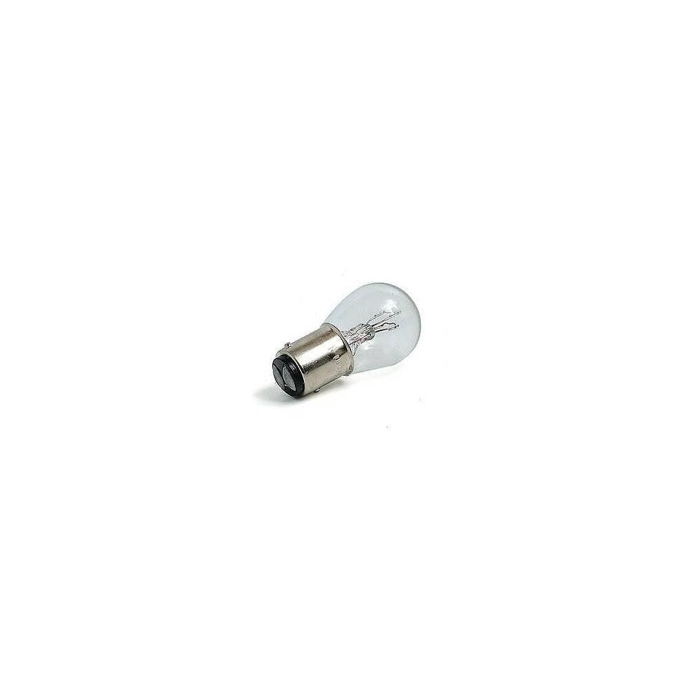 12V 21W. 15mm Diameter Base. Double contact Bulb - W4