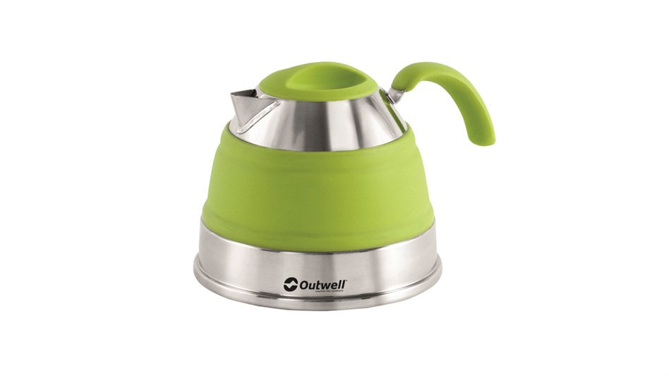 Outwell Collaps Kettle 1.5 L Green