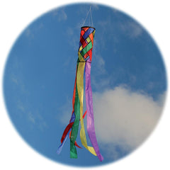 Rainbow Lattice Windsock