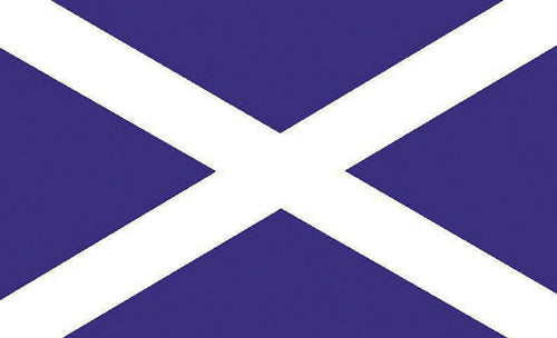 Scotland St Andrews Flag 5ft by 3ft, windsocks