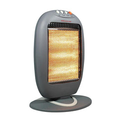 Quest 1200 Watt Halogen  Low Wattage Camping Heater