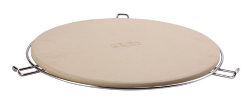 Cadac Pizza Stone Pro 36cm with Flame Deflector