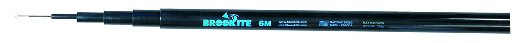 6m Brookite Telescopic Flag Pole