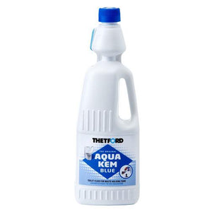 Thetford Aqua Kem Blue 1 ltr Toilet Fluid - Dosage Bottle