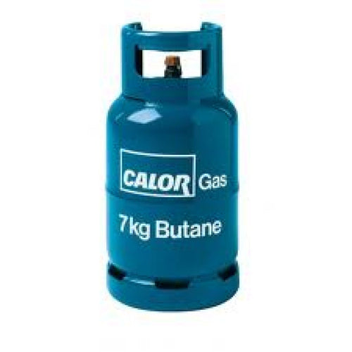 7kg Calor Butane gas bottle