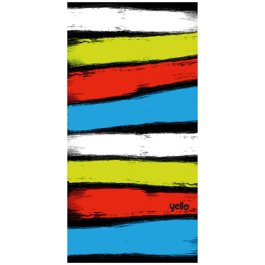 Stripped Beach Towel