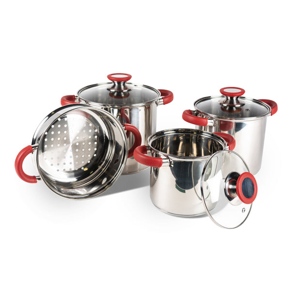 Kampa Space Saver Deluxe Cook Set