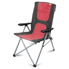 Kampa Consul Reclining Chair - Red