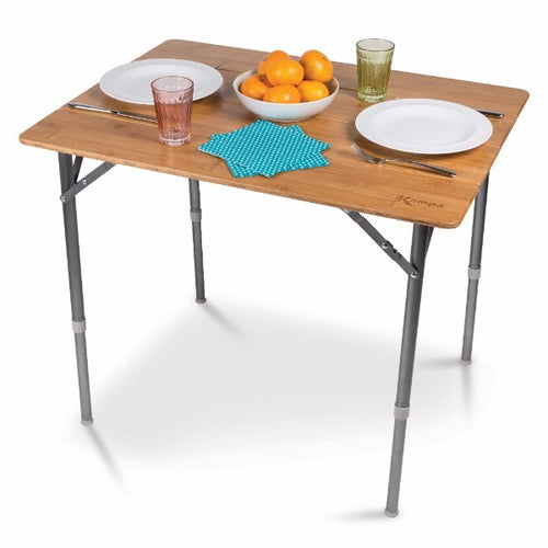 Kampa Bamboo Table - Medium