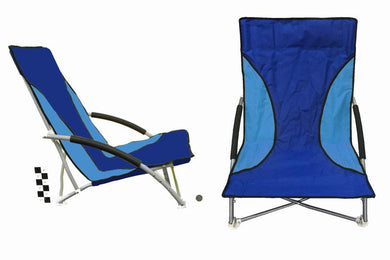 Nalu Low Beach Chair (Blue)