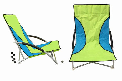 Nalu Low Beach Chair (Green)