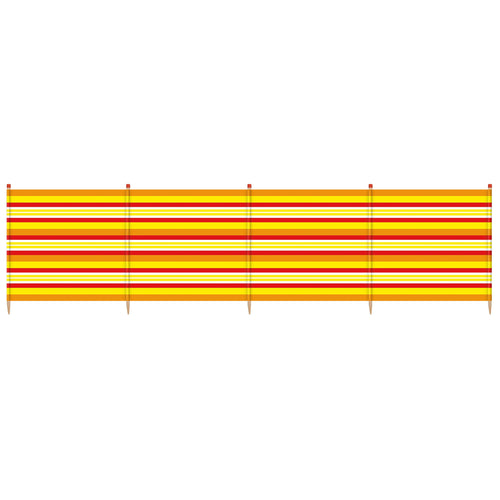 Yello 5 Pole Windbreak