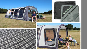 Outdoor Revolution Airedale 6.0s Ultimate Package(2019)