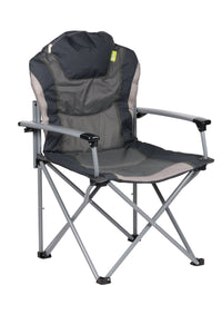 Kampa Guv'nor Folding Armchair Black