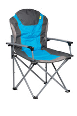 Kampa Guv'nor Folding Armchair Blue