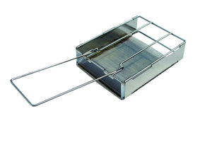 Kampa Crust Stainless Steel Toaster
