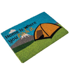 Quest Heavy Duty 'Home is where you pitch it' Tent Mat