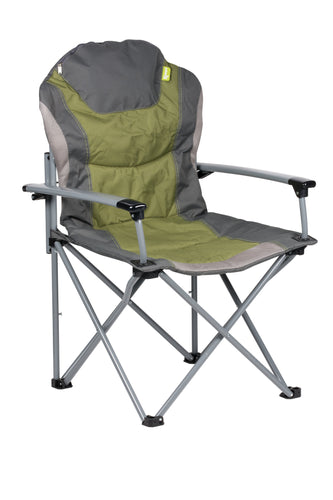 Kampa Guv'nor Folding Armchair Green