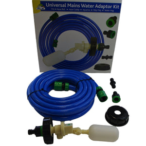 PLS Universal Mains Caravan Water Adaptor Kit