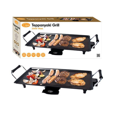 Quest Electric Teppanyaki Grill, 2000 Watt