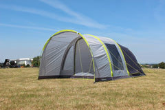 Outdoor Revolution  Cruiz 4.0 with Snug Rug and Footprint Inflatable Tent