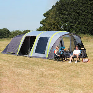 Outdoor Revolution Cruiz 6 TXL (inc Carpet) Air Tent & Tent Packages | 0% Finance Available | Newquay Camping Shop ...