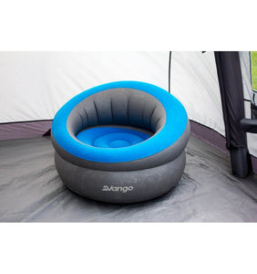 Vango Inflatable Donut Flocked Chair
