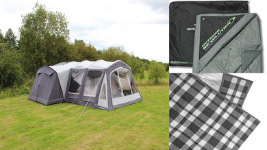 Outdoor Revolution Kalahari PC 7.0 Air Tent Package