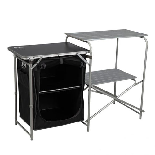 Royal Aluminium Kitchen Stand with Larder