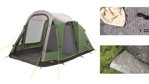 Outwell Reddick 5A Air Tent Package (2019)