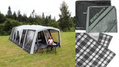 Outdoor Revolution O Zone 6.0XTR Safari Tent Package
