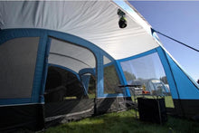 large poled family tents