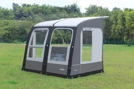 Camptech Starline 390 Inflatable Caravan Awning 2018