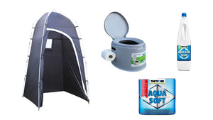 Quest Toilet Tent Bundle