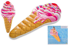 Intex Iflatable Ice Cream Mat