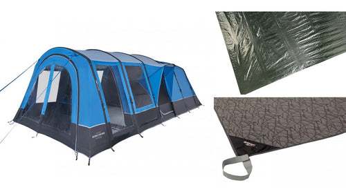 Vango Valencia II 650XL Tent Package (2020)