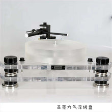 FFYX TB25MKIII Turntable with AA25 MKIII Air bearing Tonearm
