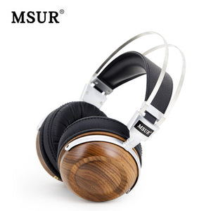 MSUR N550 Over-Ear Headphone - DestinYAudio