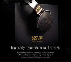 MSUR M650 Headphone - DestinYAudio