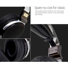 MSUR M650 Over-Ear Headphone - DestinYAudio